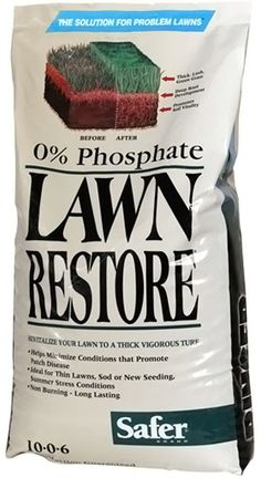 A slow release organic lawn fertilizer that provides the essential nutrients for thick and green long lasting beauty. OMRI listed for organic use.