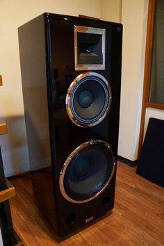 Daniel Hertz M1 loudspeakers