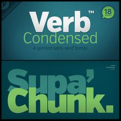 Verb Condensed Font Family by Yellow Design Studio Condensed Font, Superfamily, Sans Serif Fonts, Font Family, Faces, Design Inspiration, Type, Studio, Classic