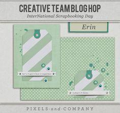 Erin: Pixels & Co. | Creative Team Blog Hop*