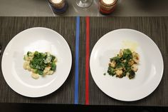Blue Team's and Red Team's Gnocchi
