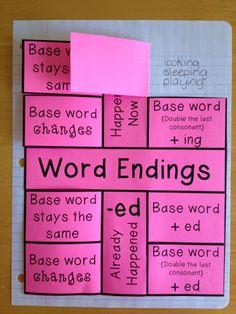 I Love 2 Teach: reading Interactive notebook (grammar)