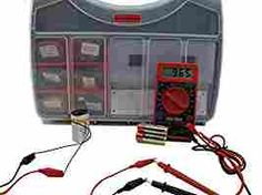 Make: Electronics Component Pack 1 Deluxe