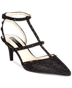 INC International Concepts Carma Evening Pumps, Only at Macy's