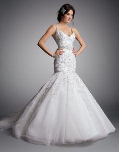 Eve Of Milady Wedding Ceremony Dresses - DECORBLU