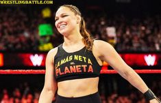 Ronda Rousey roots on Dodgers at 2018 World Series in Boston Ronda Rousey Wwe, Ronda Jean Rousey, Wwe Royal Rumble, Rowdy Ronda, Top Tv Shows, Wwe Champions, Raw Women's Champion, Wwe Womens, Wwe News