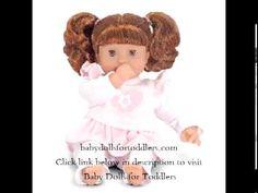 Baby Dolls for Toddlers Baby Dolls For Toddlers, Teddy Bear, Disney Princess, Disney Characters, Board, Youtube, Teddy Bears, Disney Princesses, Youtubers