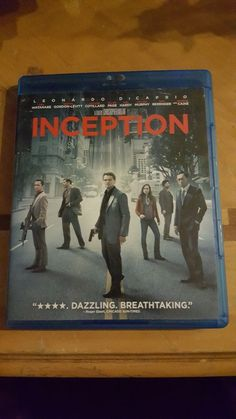 Inception (Two-Disc Edition) [Blu-ray] Blu-ray FREE SHIPPING!