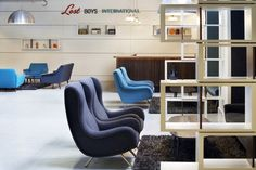 BREAKOUT AREAS! LBi event space by Jackdaw Studio