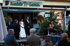 Hochzeitsgesellschaft in Gotha