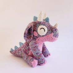 Mesmerizing Crochet an Amigurumi Rabbit Ideas. Lovely Crochet an Amigurumi Rabbit Ideas. Crochet Dragon Pattern, Crochet Amigurumi Free Patterns, Crochet Dolls, Crochet Yarn, Knitting Patterns Free, Free Crochet, Crocheted Toys, Kids Crochet, Loom Knitting