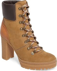 72b2f3e0a4b See by Chloe Women s Shoes in Taupe Color. A street-chic take on the