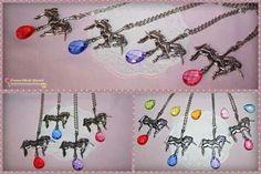Necklace so cute!! Handmade