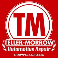 TELLER - MORROW AUTOMOTIVE REPAIR - SONS OF ANARCHY T-SHIRT