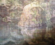 Eva Sakuma - Kámen ve vodě Wabi Sabi, Painting, Art, Art Background, Painting Art, Kunst, Paintings, Performing Arts, Painted Canvas