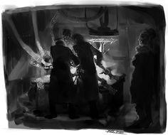 Black Asylum by sweetmoon
