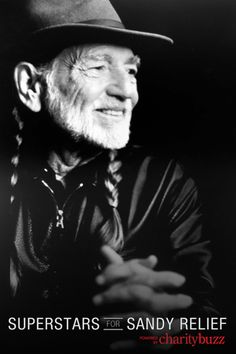 2 Box Seats to Willie Nelson on June 12th at 8:00pm Including Dinner for Two at New Jersey Performing Arts Center Restaurant NICO #charity