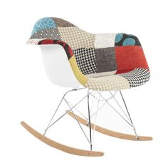 Found it at Wayfair - The Mid Century Rocking Chair