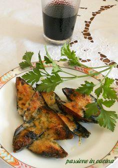 da Passione in Cucina un classico antipasto per le Cene di Magro Cozze Gratinate - http://blog.giallozafferano.it/cuinalory/cozze-gratinate/
