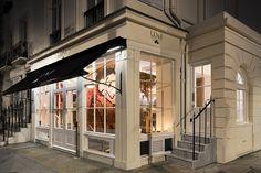 UNI Restaurant, 18a Ebury Street, SW1W, Belgravia, London www.restaurantuni.com www.sadlerandco.com