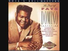 FATS DOMINO   Please Don't Leave Me (+playlist)