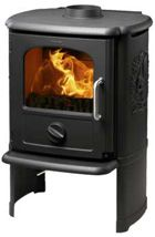 Morsø 3142 wood stove: a convection stove that can heat up to 1200 sq ft of living space. Available from Rich's for the Home http://www.richshome.com/