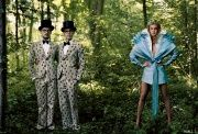 Once upon a time in Vogue