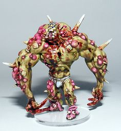 Quickshade Speed Painting Zombicide Zombies...... TOXIC Zombie examples - Page1