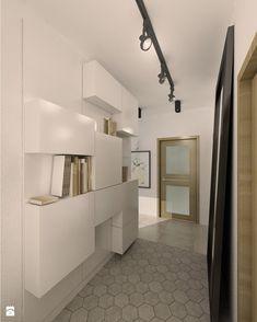 Zdjęcie: Hol / Przedpokój styl Skandynawski - Hol / Przedpokój - Styl Skandynawski - Archomega Biuro Architektoniczne