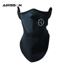 Airsoft Perlindungan Hangat Bulu Setengah Wajah Masker Penutup Wajah Hood Ski Bersepeda Olahraga Luar Musim Dingin Hangat Penjaga Leher Syal Hangat masker