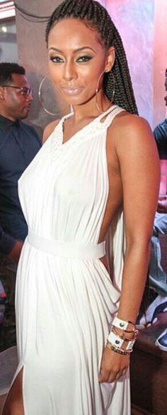 Keri Hilson Box Braids   Protective Styles   Singles