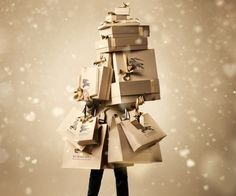 Burberry With Love Christmas 2013 Ad Campaign - Fashion Addicted ...