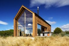 Mason and Wales Architecture - Taieri Mouth Crib