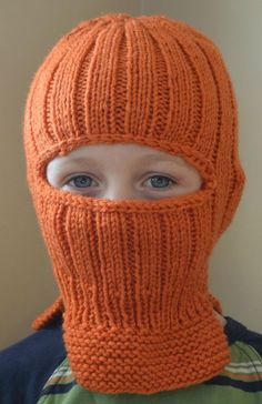 Items similar to Knit Ski Mask – ALL sizes – babies to adult – winter mask – snow mask – balaclava on Etsy Hand knit Ski Mask ALL sizes babies to adult by Free Knitting, Baby Knitting, Knitting Patterns, Knitted Balaclava, Knitted Hats, Helmet Liner, Baby Hats, Arm Warmers, Skiing