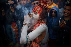 Marihuana en honor a Shiva