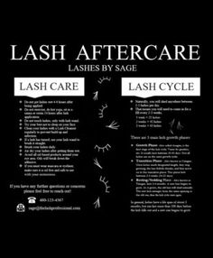 Instructions and templates for post-treatment of eyelash extensions – Lash Professional – microblading Natural False Eyelashes, Fake Eyelashes, False Lashes, Permanent Eyelashes, Longer Eyelashes, Eyelash Extensions Aftercare, Eyelash Extensions Salons, Caring For Eyelash Extensions, Lash Extensions
