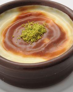 Fırın Sütlaç (Oven Baked Rice Pudding)
