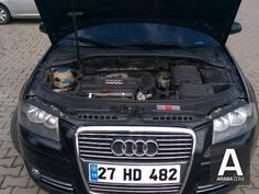 Audi A3 2008 1.4 Turbo Daha Temizi Yok