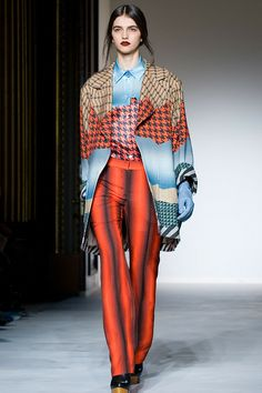 London Designers Bruno Basso and Christopher Brooke talk about fall/winter 2012 collection - Heard on the Runway - WSJ