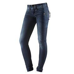 <title>G-Star Midge Cody Skinny Skinny Fit Jeans Damen dark denim im Online Shop von SportScheck kaufen</title>
