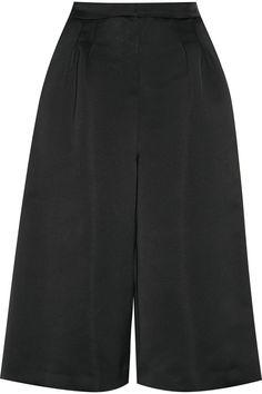 MSGMSateen bermuda shorts