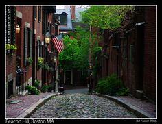 Boston, Beacon Hill