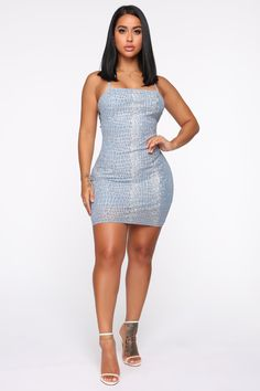 Shop for Dresses Online - Over 3800 Styles – translation missing: en.page – Fashion Nova Satin Dresses, Sexy Dresses, Short Dresses, Fashion Dresses, Work Dresses For Women, Black Girl Fashion, Fashion Nova Models, Sexy Hot Girls, Bodycon Dress