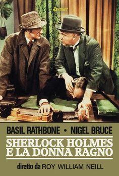 Sherlock Holmes e la donna ragno [B/N] [HD] (1944) | CB01.UNO | FILM GRATIS HD STREAMING E DOWNLOAD ALTA DEFINIZIONE