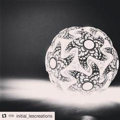 #Repost @initial_lescreations with @repostapp  3D printed laceball polyamide Selective Laser Sintering. Design by Linlin & Pierre Yves Jacques Printed by Initial. Crédit Photos : Hamilton de Oliveira #design #instalike #instagood #instagram #art #photo #light #lace #ball #blackandwhite #3dprinting #3d #3dprinted #3dprint #3dprinter #dentelle #artwork #3ddesign #lp_jacques #designbunker #lamps #innovation #productdesign #designporn #luxe #style