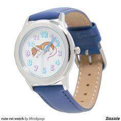 cute rat watch