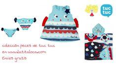 Compra tuc tuc en www.latitaloca.com  Envios gratis  http://latitaloca.com/es/180-nueva-temporada-tuc-tuc-primavera-verano-2016