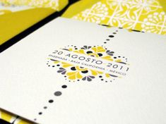 Mexican Tile-Inspired 50th Wedding Anniversary Party Invitations. From LizzyB Loves.