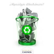 Resultado de imagen para Negocios del reciclaje electronico Recimax