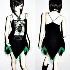DIY Emo On Pinterest | Diy Ripped Jeans Emo And My Chemical Romance